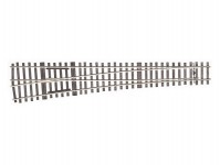 Weinert modellbau 74407 výhybka levá 264mm stavebnice