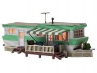Woodland Scenics BR5060 mobilheim zelený