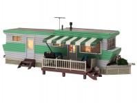 Woodland Scenics BR5861 mobilheim zelený