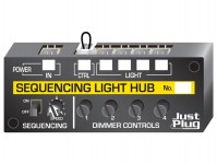 Woodland Scenics JP5680 Sequencing Light Hub