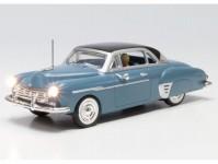 Woodland Scenics JP5976 osobní automobil Comfy Cruise modrý svítící