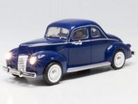 Woodland Scenics JP5978 osobní vůz kupé modrý svítící