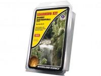 Woodland Scenics LK955 výuková sada - tvorba řeky a vodopádu