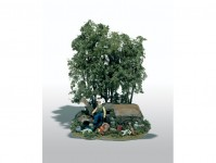 Woodland Scenics M104 Mini-Scene lovec