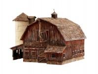 Woodland Scenics PF5190 stará stodola