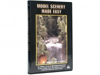 Woodland Scenics R973 DVD Model Scenery Made Easy
