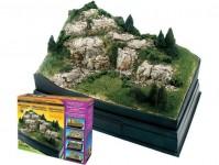Woodland Scenics SP4111 minidiorama skály