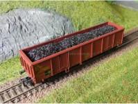 náklad uhlí pro vůz Eas Tillig