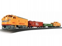 Bachmann 00621 set nákladního vlaku Challenger