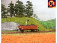 BDDP 19606 náklad uhlí pro vůz Om  Tillig TT