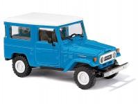 Busch 43033 Toyota Land Cruiser modrá