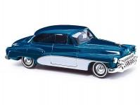 Busch 44721 Buick 50 Delux modrá metalíza