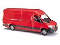 Busch 52601 Mercedes-Benz Sprinter červený