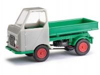 Busch 210003605 Multicar M22 sklápěcí zeleno šedý