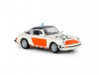 Brekina 16358 Porsche 911 G Targa Rijkspolitie 32
