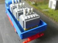 BDDP 65043 paleta ložená transformátorem