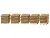 Wiking 01823 set stavebních materiálů na paletách III