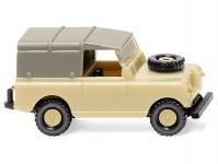 Wiking 92303 Land Rover béžový