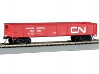 otevřený vůz Canadian National