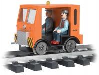 Bachmann 96253 kolejová drezína MOW oranžová