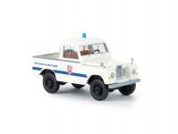 Brekina 13863 Land Rover 88 Hardtop, Police CRS,