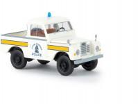 Brekina 13864 Land Rover 88 Hardtop, Police Scotland,