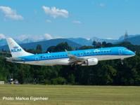Herpa 557580-001 E190 KLM Cityhopper