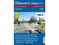 Literatura zm2004 Železniční magazín 4/2020