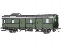 Brawa 46715 služební vůz Pwi-29 SNCF III.epocha