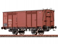 Brawa 48033 zavřený vůz Gw DRG II.epocha