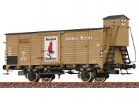 Brawa 49800 zavřený vůz G Meinl ÖBB III.epocha