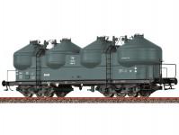 Brawa 50300 vůz na převoz prachu KKds 55 DB III.epocha