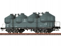 Brawa 50301 vůz na převoz prachu KKds 55 DB III.epocha