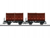 Trix 24175 set vozů na přepravu uhlí DB IV.epocha