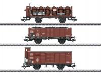 Märklin 46394 set nákladních vozů K.P.E.V. I.epocha
