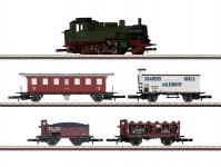 set nákladního vlaku K.W.St.E. I.epocha