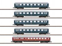 Märklin 87357 set rychlíkových vozů DB III.epocha