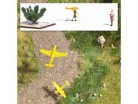 model letadla s pohonem
