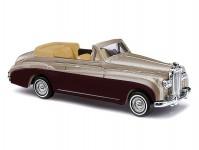 Bentley serie III kabrio zlatá metalíza