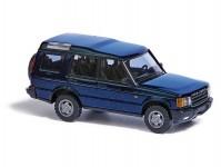 Busch 51930 Land Rover modrá metalíza