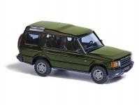 Busch 51931 Land Rover zelená metalíza