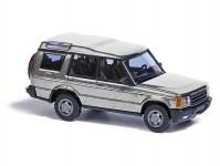 Busch 51932 Land Rover stříbrná metalíza
