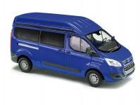 Busch 52501 Ford Transit Custom modrý