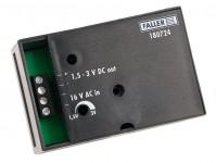 Faller 180724 napěťový měnič 16 V AC na 1,5-3 V DC