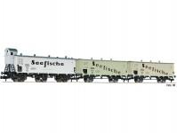 Fleischmann 881810 set chladírenských vozů Seefische DRG II.epocha