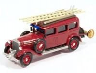 Modelauto 87477 Škoda 6R hasiči Lišov 1929-30