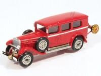 Škoda 6R hasiči Kněžice 1929-30
