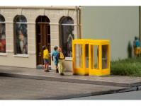 Auhagen 44652 telefonní budky a poštovní schránky