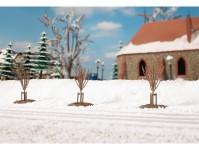 Auhagen 70951 mladé stromky zimní provedení