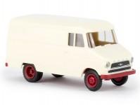 Brekina 35627 Opel Blitz skříň A světle béžový
